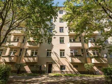 Vermietete 2-Zimmer-Wohung sucht neuen Eigentümer!