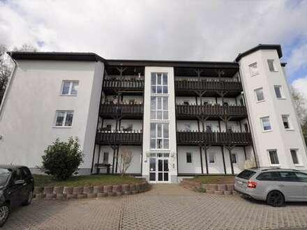 Große 2-Zimmerwohnung