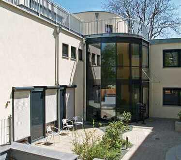 Designorientierte 2-Zi.-Wohnung mit umlaufenden Balkon