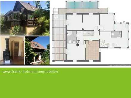 Wohnhaus mit Charme Nähe Klinikum - ab sofort zu vermieten