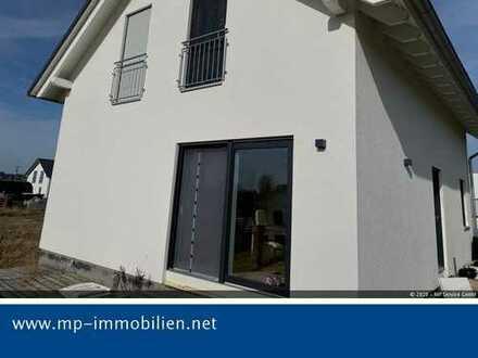 Einfamilienhaus mit großem Grundstück und freier Sicht in 87752 Holzgünz