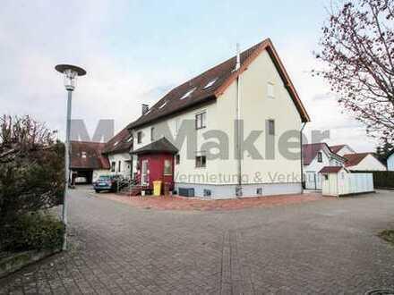 Ideal für Familien: Großzügiges 5-Zi.-RMH mit Terrasse und Balkon in Au am Rhein!