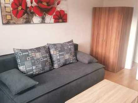 1 Zimmer-Appartement möbliert in Marl Nähe Hülspassage!!!