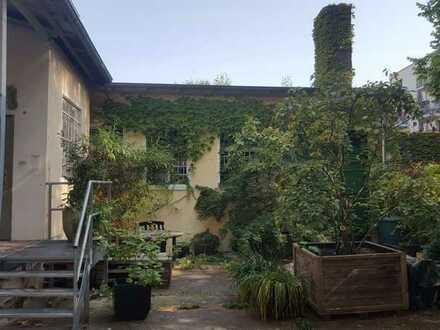 Remise/ Loft in Babelsberg teilgewerblich