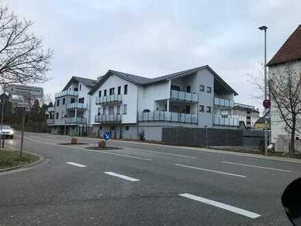 Erstbezug: freundliche 4,5-Zimmer-Hochparterre-Wohnung mit Balkon in Edenkoben