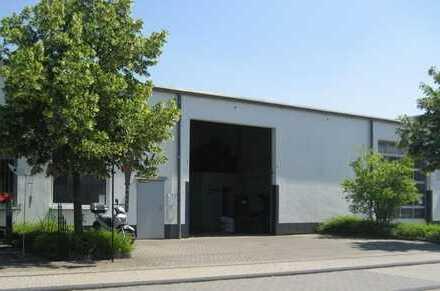 Troisdorf-Spich!Gewerbehalle mit Heizung und WC in guter Lage und Autobahnnähe!