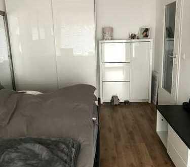 Moderne 1-Zimmer-Wohnung mit Balkon in Düsseldorf-Gerresheim