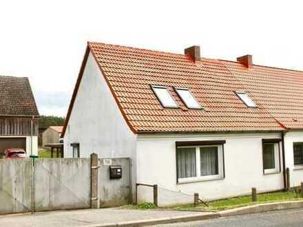 HORN IMMOBILIEN ++ Mewegen bei Löcknitz Haus und tolles Grundstück mit Obstbäumen