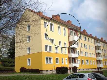 2-Zimmer-Wohnung mit Balkon in Zschopau