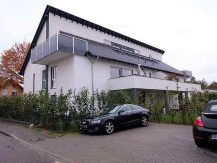 Exklusive, neuwertige Wohnung mit großem Südbalkon