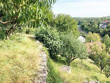 BAUGRUNDSTÜCK - Grundstück in Hanglage mit Aussicht in Söllingen