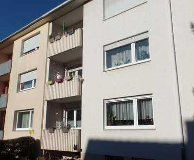 Kapitalanlage - Vermietete 4 Zi-Wohnung+Süd-Balkon in ruhiger Lage Fellbach-Schmiden