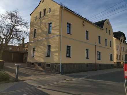 3-Raum-Wohnung im Dachgeschoss