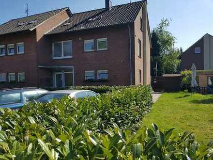 Vollständig renovierte ruhige 2-Zimmerwohnung mit Terrasse in Mehrhoog plus Minijob als Hausmeister