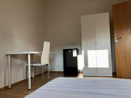 Vollmöbliertes Zimmer in Marbach