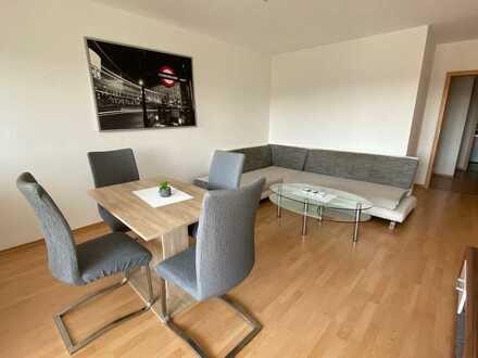 Schöne 2 Zi. Wohnung mit Balkon + Terrasse