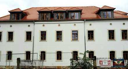 Kulturdenkmal im Zentrum von DD-Löbtau: 3 Raum-Wohnung mit Balkon + FB-Heizung