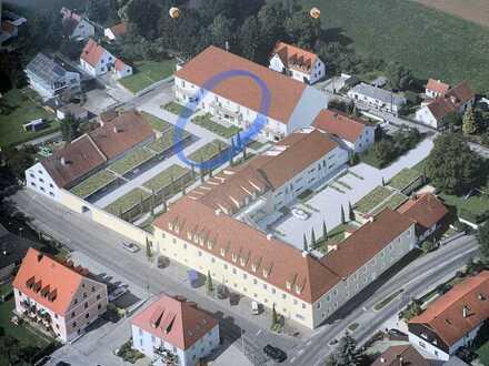 Wohnen im Schlosscarré mit eigenem Garten - Erstbezug von Denkmalschutz-Objekt ab 10/2020!