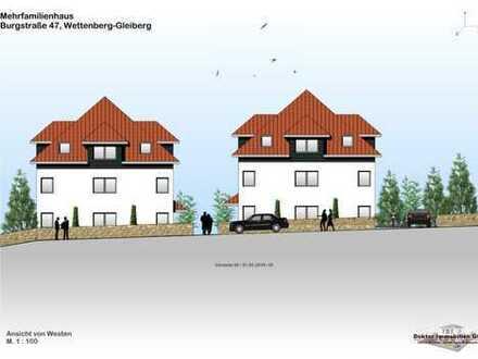 Exklusive 4-Zimmer-OG-WE/Neubau in bester Wohnlage von Krofdorf-Gleiberg