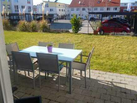 Große 5 ZKB Wohnung auf 2 Etagen mit großer Terrasse