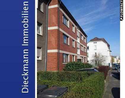 Zentral gelegene Wohnung in Castrop-Rauxel mit sonnigem Südwest-Balkon frei