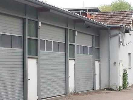 Lager/Werkstatthalle von Privat zu vermieten