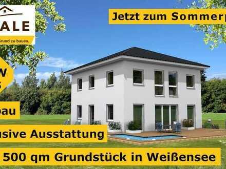 SOMMERAKTION - Freistehende Stadtvilla auf 430 qm Grundstück in Weißensee
