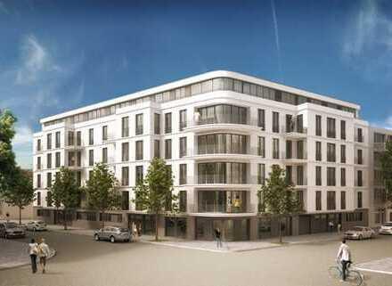 Moderner Neubau/ Einzelhandel zum Erstbezug in Weißensee