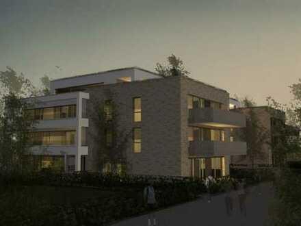 Erstbezug mit Einbauküche und Terrasse: schöne 3-Zimmer-EG-Wohnung in Grünstadt