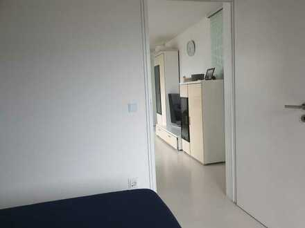Geschmackvolle Wohnung mit zwei Zimmern sowie Balkon und EBK in der Nähe von Wöhrder Wiese