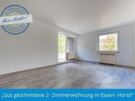 Gut geschnittene 2- Zimmerwohnung in Essen- Horst!