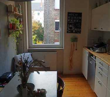 Attraktive 4-Zimmer-Wohnung mit Balkon und EBK in Mannheim