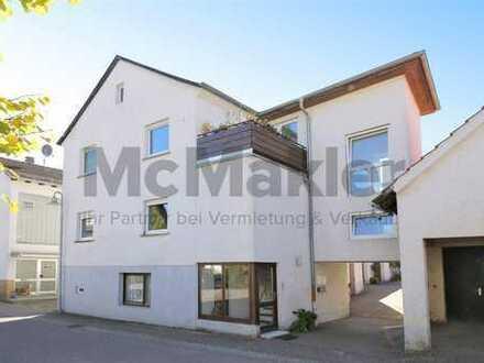 Geräumiges und ruhiges Zweifamilienhaus mit Potential in Wiesloch-Schatthausen