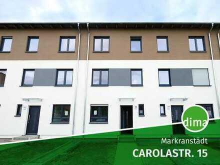 ERSTBEZUG   NEUBAU   Modernes Reihenhaus mit Garten   Carolastr. 15