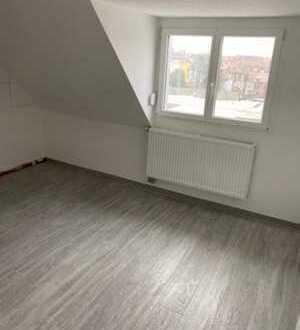 Erstbezug nach Sanierung: exklusive 1-Zimmer-Wohnung mit gehobener Innenausstattung in Karlsruhe
