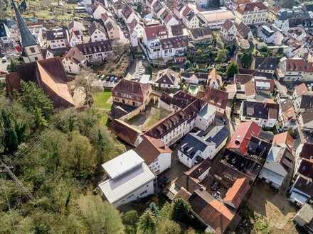 Attraktives Studierendenwohnheim in Heidelberg-Dossenheim
