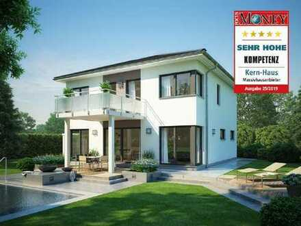 Große, energieeffiziente Stadtvilla mit Grundstück in Gommern! (KfW-55)