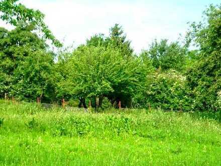 Baugrundstück - 5 km südlich von Bautzen - in ruhiger, dörflicher Wohnlage