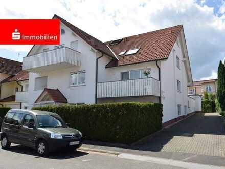 Erdgeschosswohnung in Pflaumheim