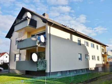 GANESHA-IMMOBILIEN...großes Mehrfamilien-Wohnhaus in zentraler Ortsrandlage zu verkaufen !