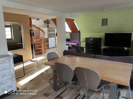 Charmante 2,5-Zimmer-Maisonette mit Balkon und Einbauküche in Gärtringen