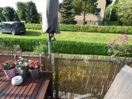 ++Attraktive, helle Wohnunng mit Fußbodenheizung, Balkon, Garage und Stellplatz++