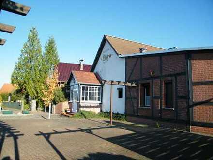 Pension & Kegelbahn nebst Wohnhaus am Haff