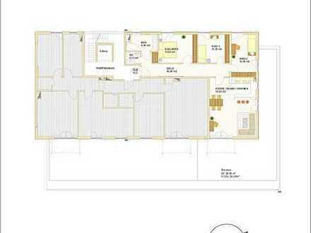Provsionsfrei: geräumige 4-Zimmer-Wohnung mit großer Dachterrasse im Herzen von Grafing b. München