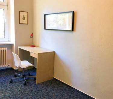 Voll möbiliertes Zimmer in 2er WG in Steglitz
