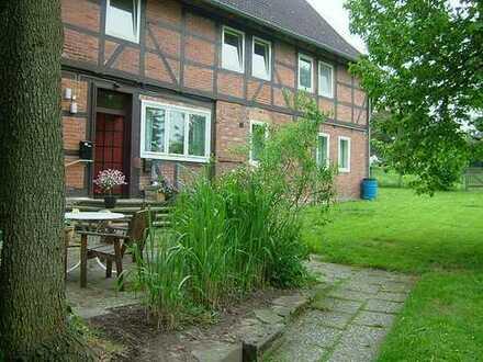 Moderne Wohnung im ren. Fachwerk - Bauernhaus