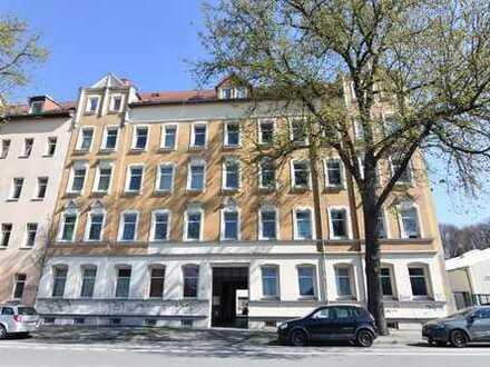 MUT zur Investition! 2-Raum-Wohnung in Schloßchemnitz zu guten Konditionen!