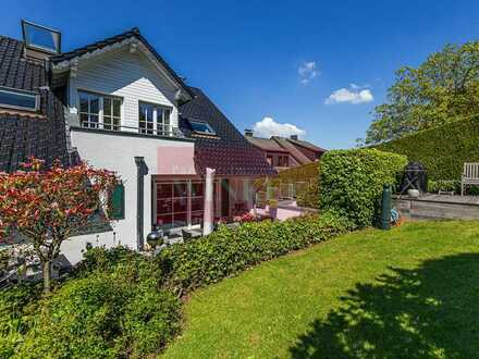 Exklusives Einfamilienhaus mit ELW im Ippendorfer Westhang