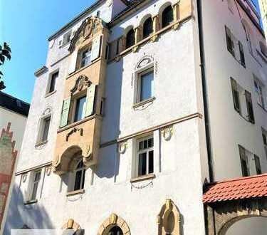 Charmante Jugendstilwohnung im Herzen von Ulm
