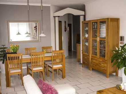 Gehobene, geräumige 3-Zimmer-Wohnung mit Terasse & Balkon in Waldbrunn